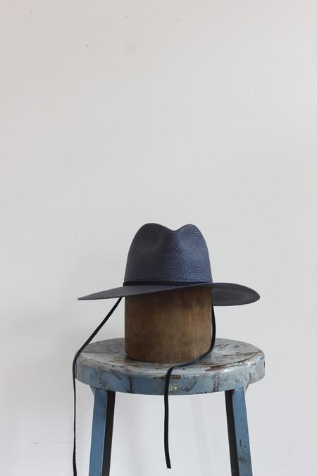 Janessa Leone Morgan Hat in Navy