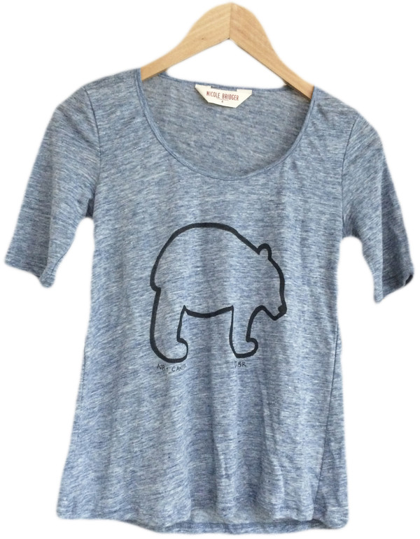 Nicole Bridger Limited Edition Bear Tee
