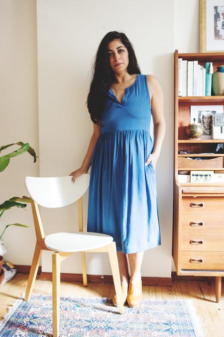 Amanda Moss Adeline Dress