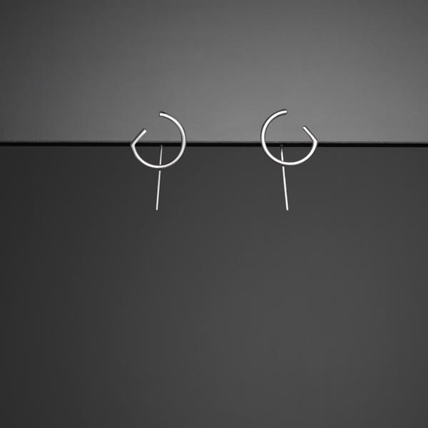 Bande des Quatres Adrian 10pt Earrings