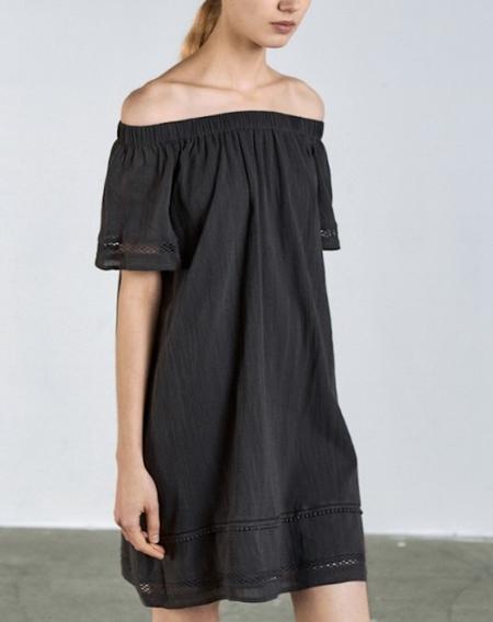Charli Lateshia Off Shoulder Dress