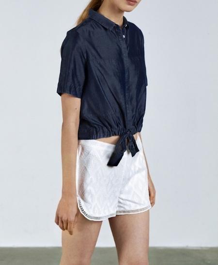 Charli Sarai Body Shirt