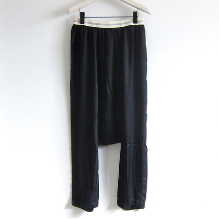 Burning Torch Elements Pant - Black