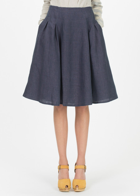 Echappees Belles Bambi Pleated Skirt