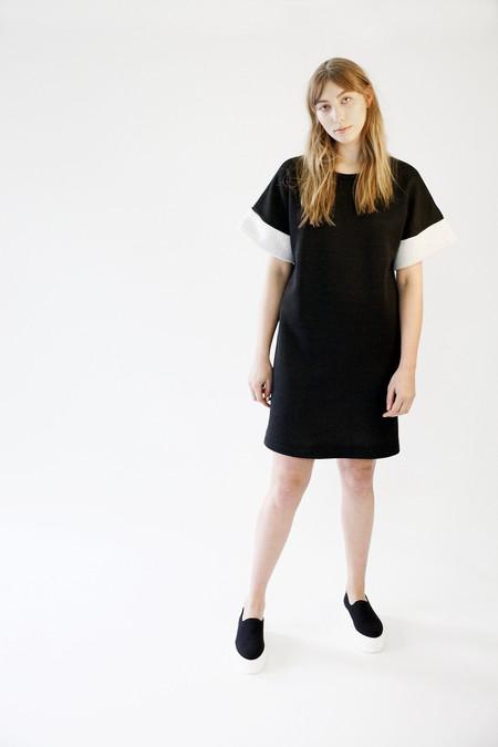 Martel Justice Dress - Onyx