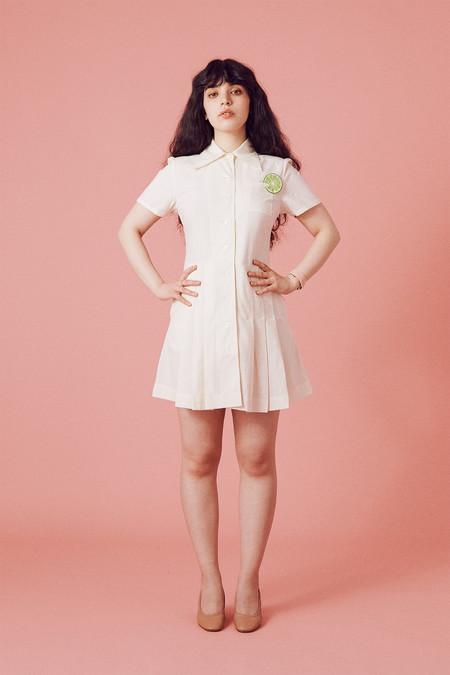 Samantha Pleet Potion Dress - Ivory