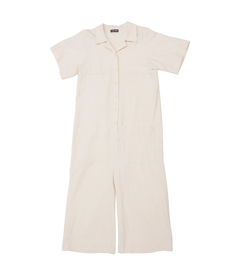 Ilana Kohn Mabel Coverall, Cream