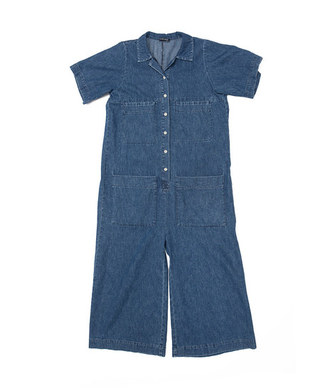 Ilana Kohn Mabel Coverall, Denim