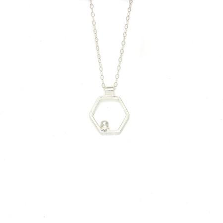 Wolf Circus Farrah Necklace Silver