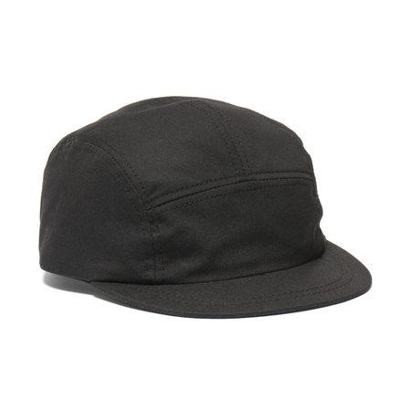 Maple Trail Cap (Ventile) - Black