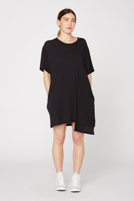 Lacausa Clothing Mini T Dress