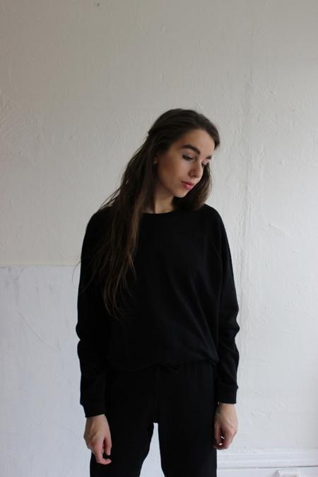 Baserange Sweatshirt - Black