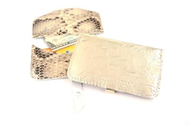 Shana Luther Mini Wallet w/ closure