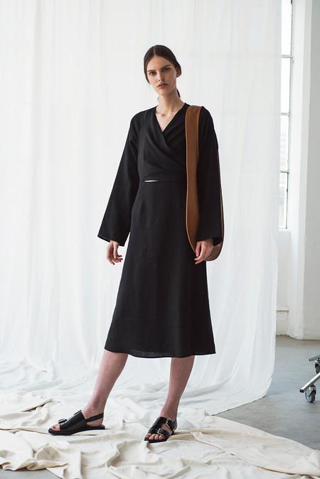 Shaina Mote Taiga Dress Linen