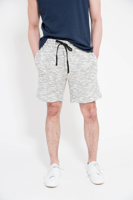 Odin Textured Jersey Drawstring Short