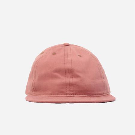 FairEnds Ball Cap - Brushed Cotton Twill - Beach Red