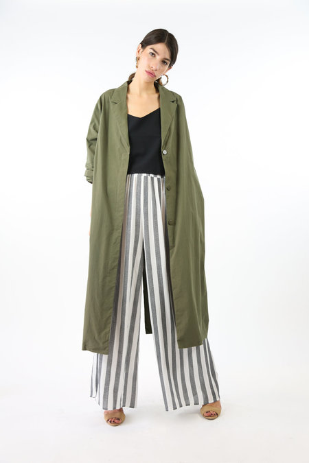 Collection Meg Trench - Olive