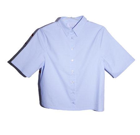KIMEM Cropped Shirt