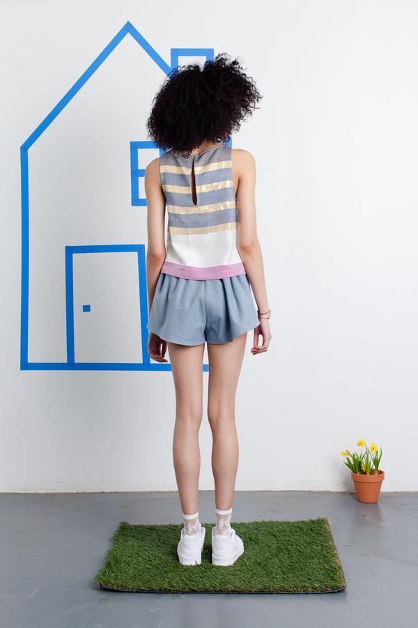 Harare Denim Shorts