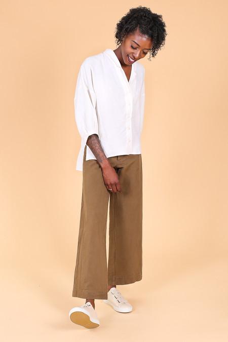 Ilana Kohn Steven Shirt In Cream