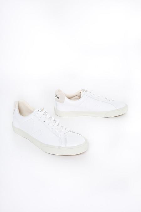 VEJA Esplar Low Top Sneaker In Extra White