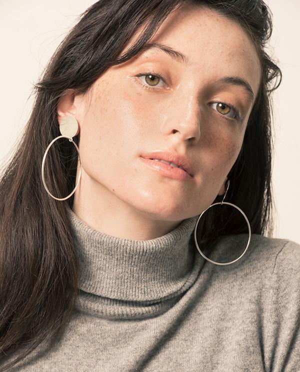 Minoux Jewelry Essential Hoop Earrings