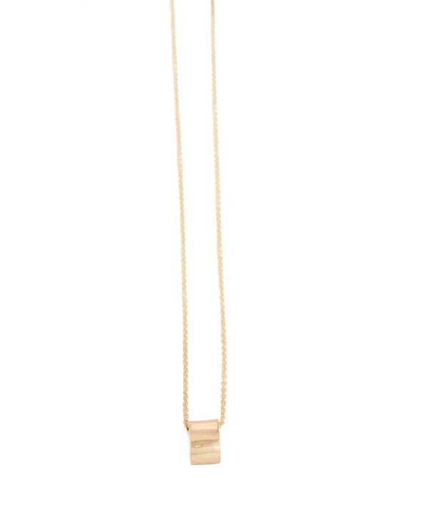 Minoux Jewelry Peachy Necklace