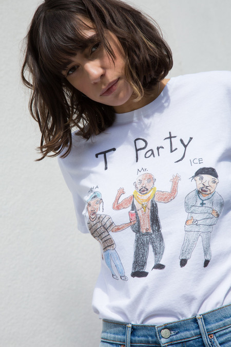 Unfortunate Portrait T Party T-shirt