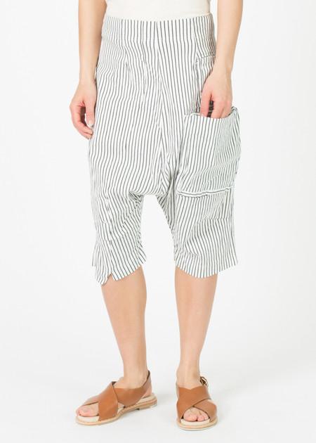 Rundholz Drop Crotch Four Pocket Short