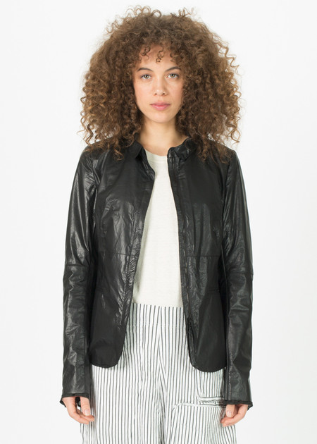 Rundholz Lightweight Leather Jacket