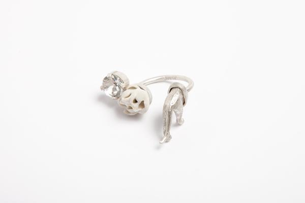 Mirit Weinstock Treasure Ring