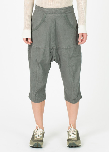 Rundholz Pouch Pocket Cropped Pant