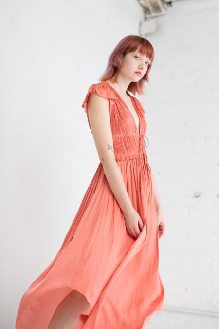 Ulla Johnson Kaiya Dress in Dahlia