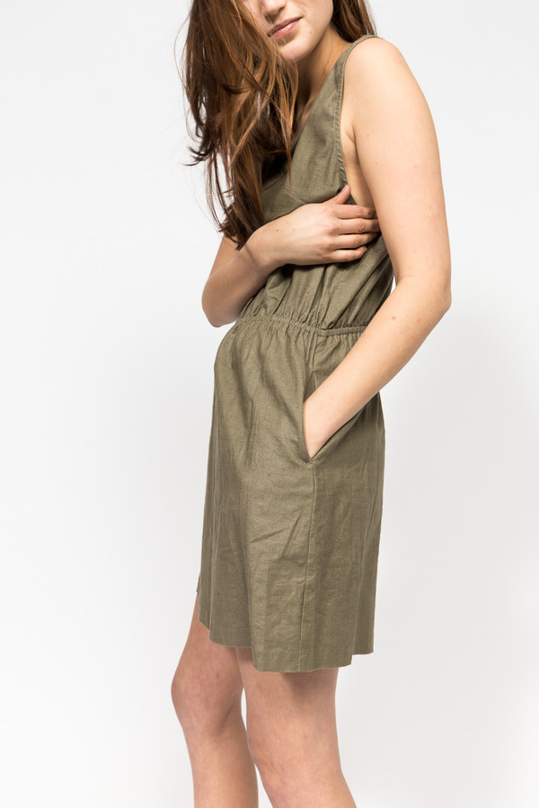 Bridge & Burn Fleer Dress