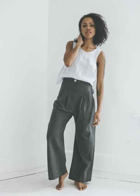 Ilana Kohn Boyd Pants in Graphite