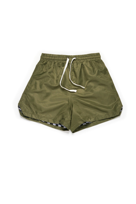 Wonders Satin Military Training Shorts