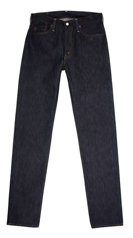 Levi's Vintage Clothing LVC 1954  501z - Rigid 12 ounce Cone Mills Red Selvage