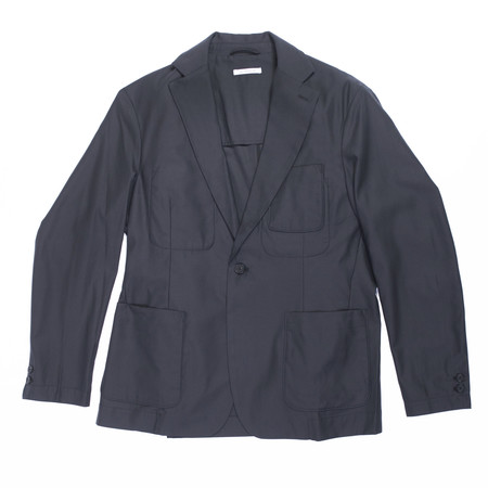 s.k. manor hill Tie Blazer - Black