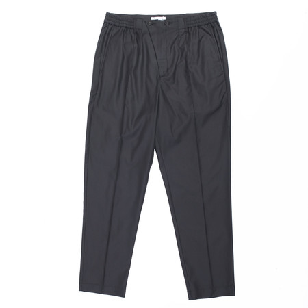 s.k. manor hill Tuck Pant - Black