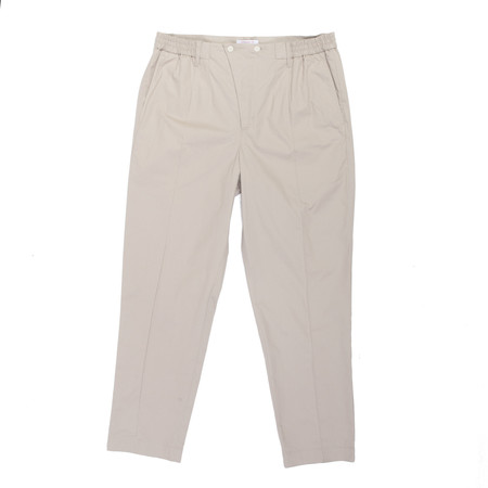 s.k. manor hill Tuck Pant - Sand