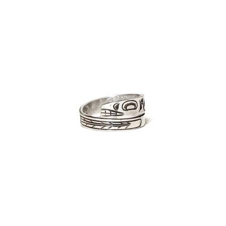 Maple X Justin Rivard Orca Wrap Ring