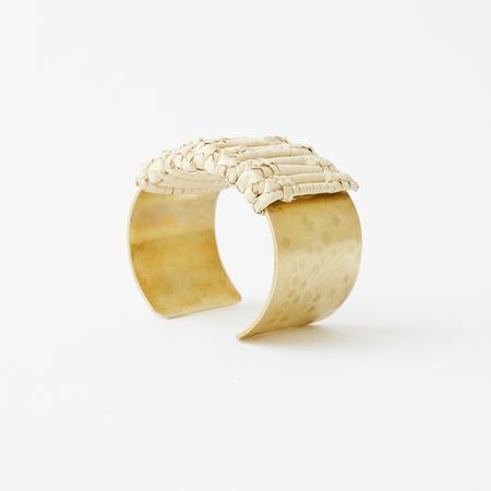 Crescioni Dune Bracelet -Palm