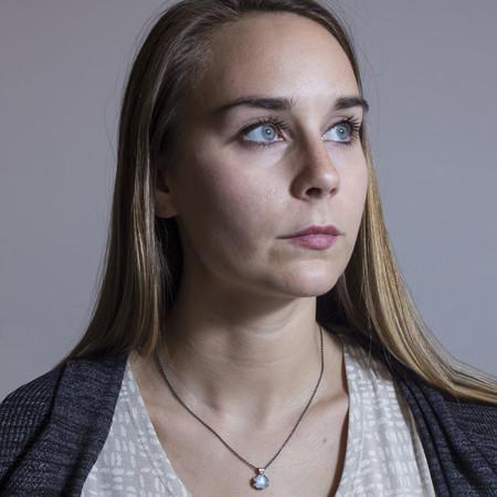 Sarah De Gasperis Moonstone Necklace
