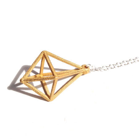 Lana Betty Prism Necklace