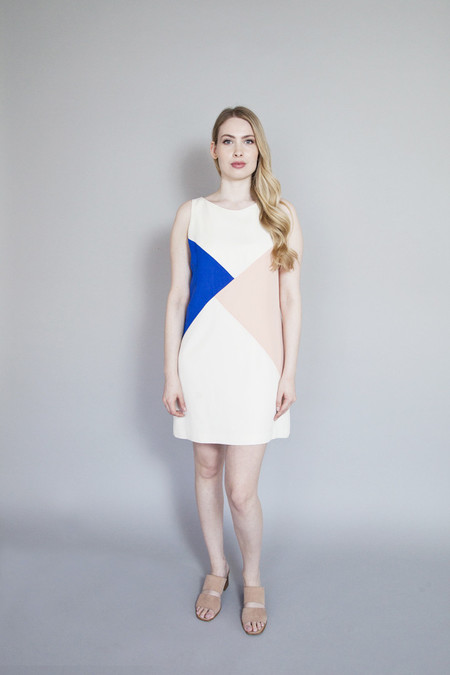 Eve Gravel - Piet Dress