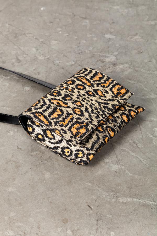 Rachel Comey Clu Cross Over Bag (Leopard)