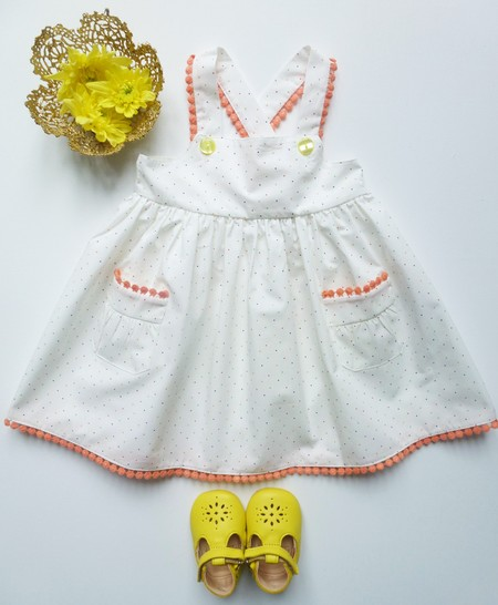 Nanille Paris Dress Louise white