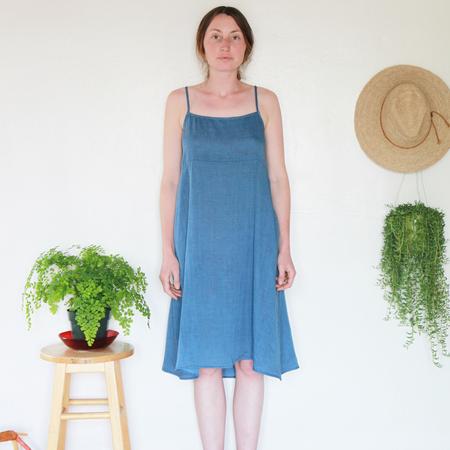 Me & Arrow Strap Dress - Indigo Dress