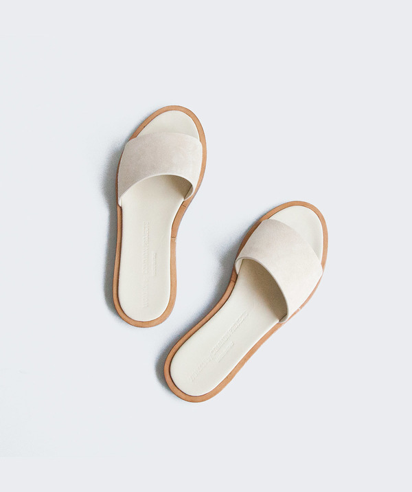 Woman by Common Projects Suede Slide
