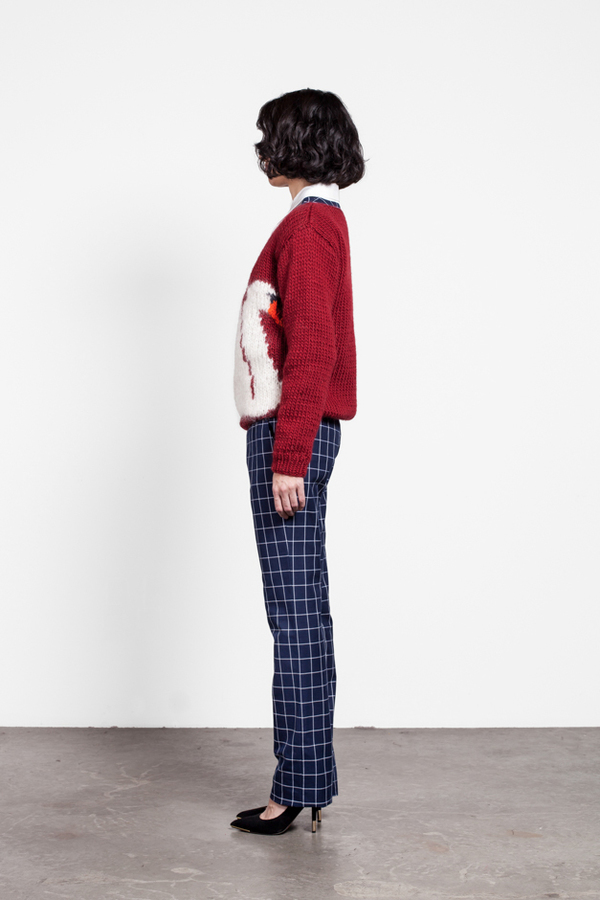 Timo Weiland Marlene Pant